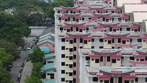 Tanglin Halt Estate