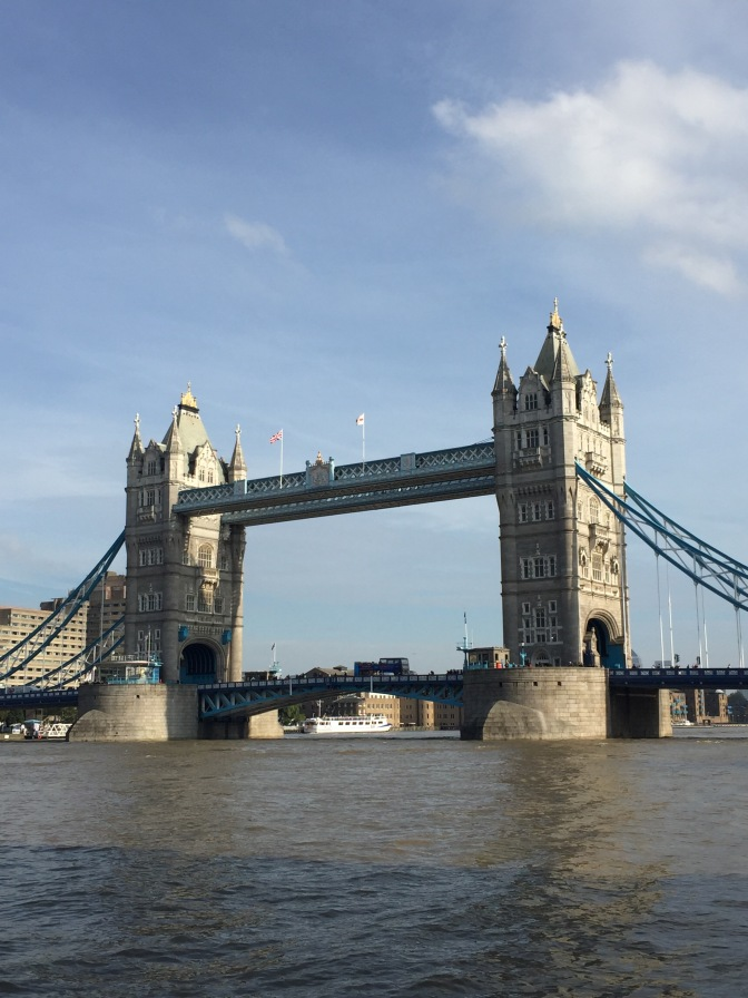 Not so long trip to Paris London and Liverpool (Part 2 – London)